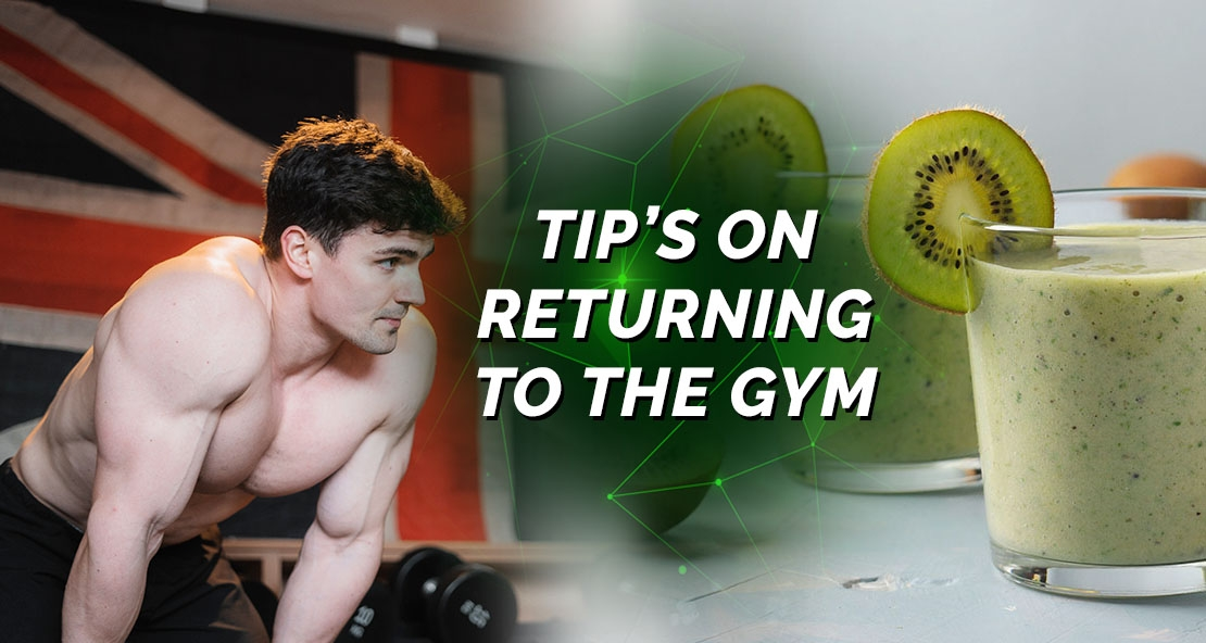 Tips on returning to the gym